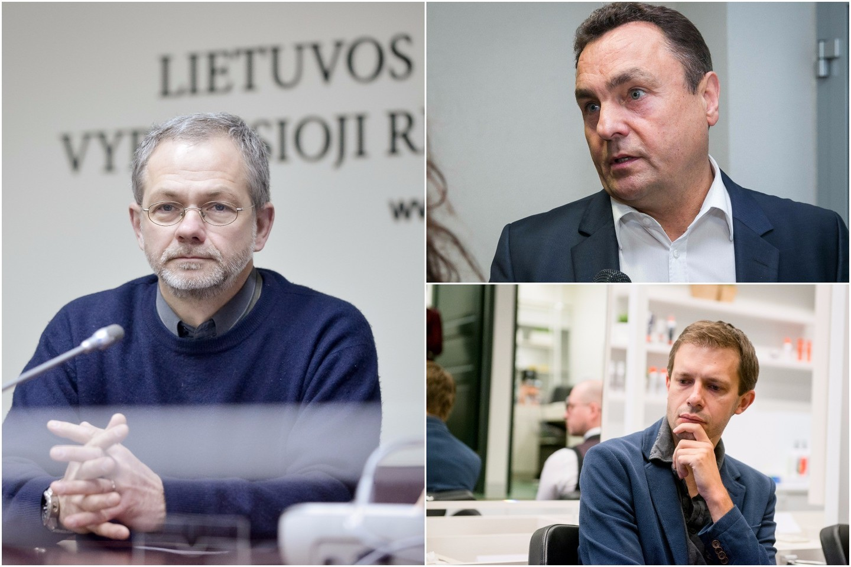 Petras Gražulis kreipėsi į Savižudybių ir smurto prevencijos komisiją.<br>lrytas.lt koliažas