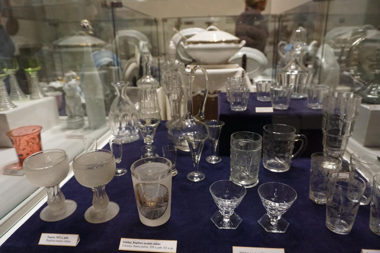 Biržų krašto muziejaus eksponatai.<br>G.Balčiūtės nuotr.