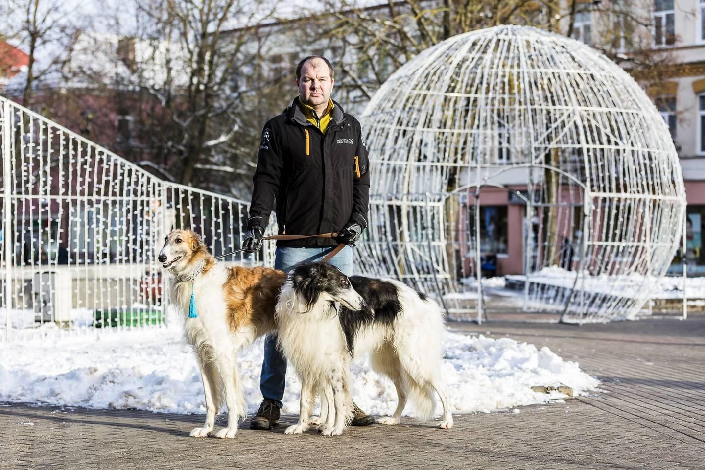 Į internete paskleistą informaciją sureagavo Panevėžio miesto savivaldybės Tarybos narys Mantas Leliukas.<br>G. Balčiūno nuotr.
