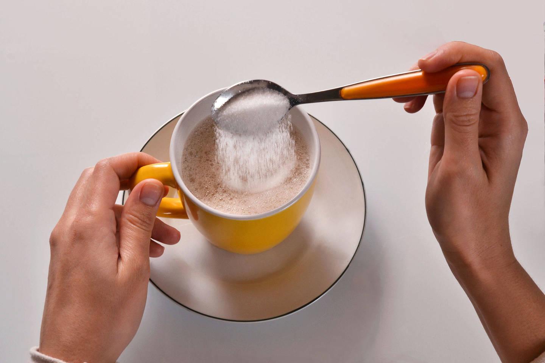 atsisakyti rafinuoto cukraus svorio)