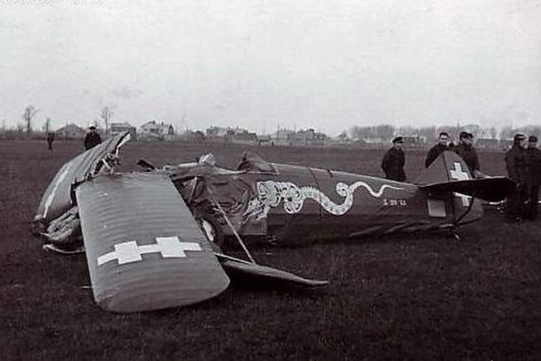 Lėktuvų Letov Šmolik 20L pilotai neišvengė avarijų.<br>KU nuotr.
