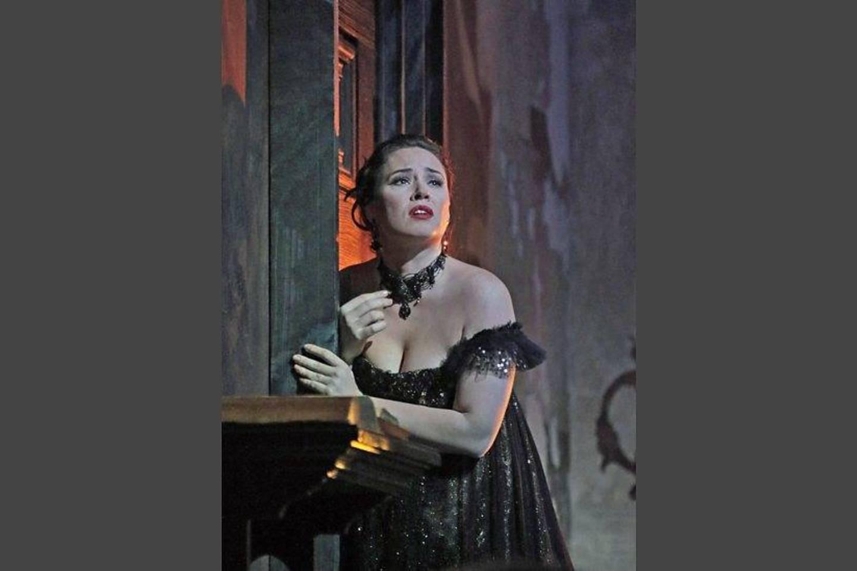 "S.Yoncheva - Toska.<br>""Metropolitan Opera""nuotr."