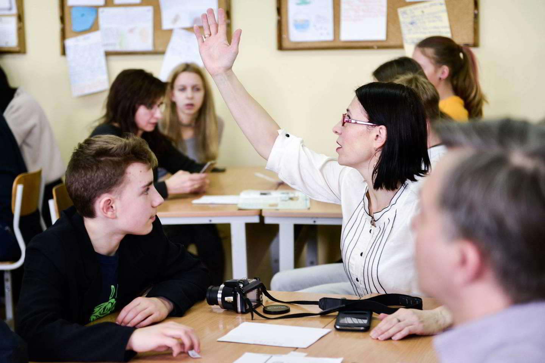 Lietuvos mokyklose vyksta projektas Tyrinėjimo menas.