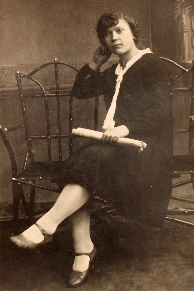Jaunystę M.Stonienei primenanti nuotrauka<br>R.Vitkaus nuotr.
