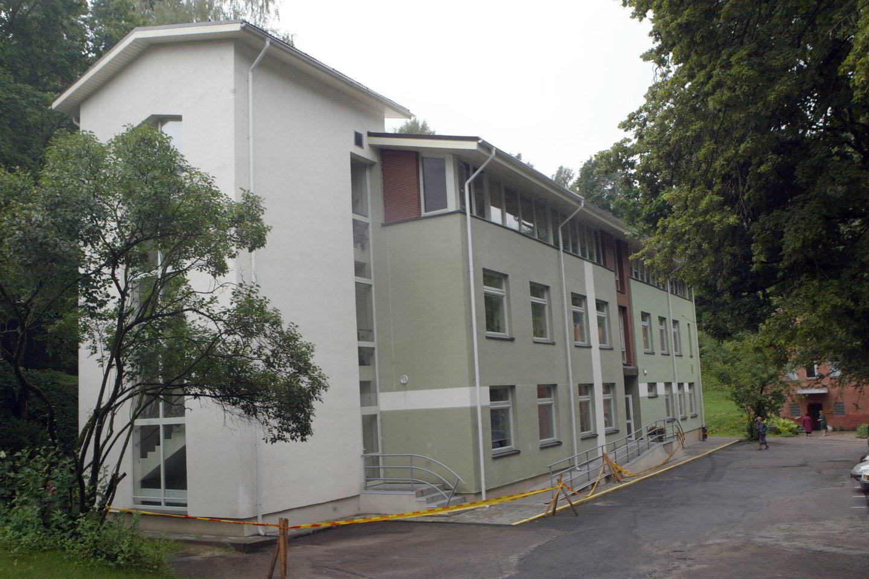 Psichiatrinė ligoninė.<br>V.Kapočiaus nuotr.