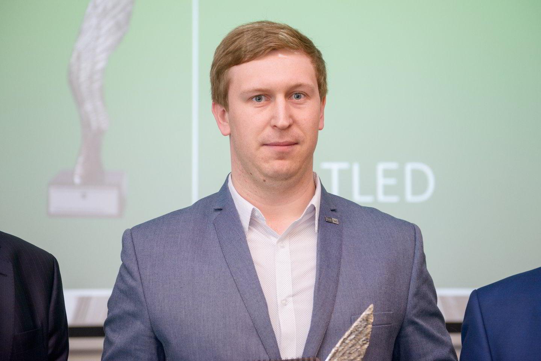 Renginyje buvo apdovanotos prograsyviausios įmonės už indėlį į mokslą ir technologijas bei eksportą.<br>J.Stacevičiaus nuotr.