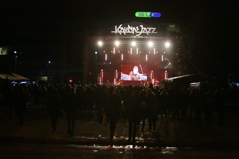 Kaunas Jazz<br>G.Bitvinsko nuotr.
