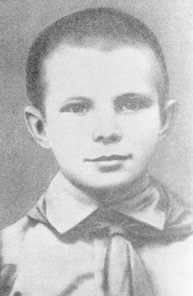 """J.Gagarinas vaikystėje.<br>""""Scanpix"""" nuotr."""