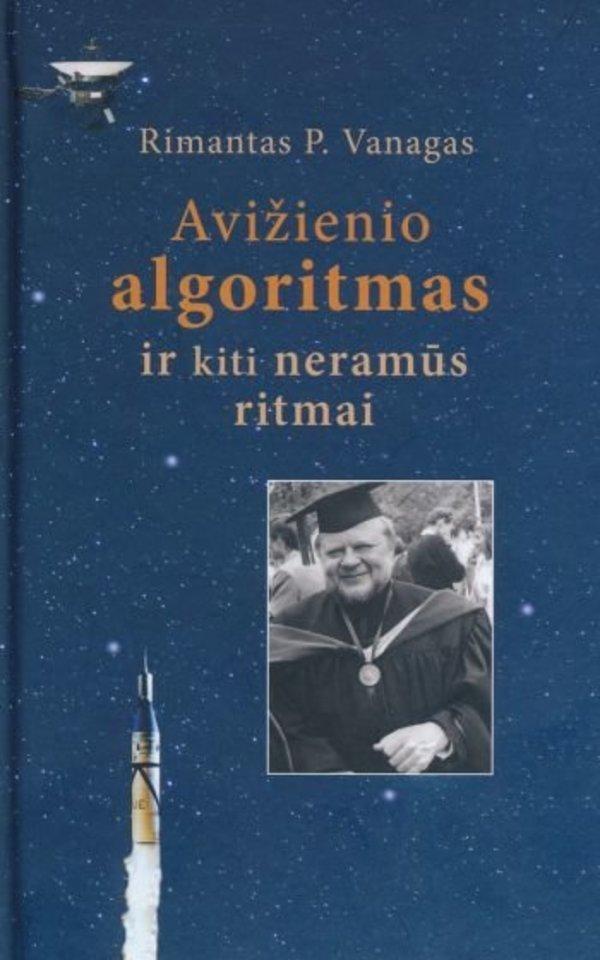 Apie A.Avižienį knygą parašė R.Vanagas.<br>LR archyvo nuotr.