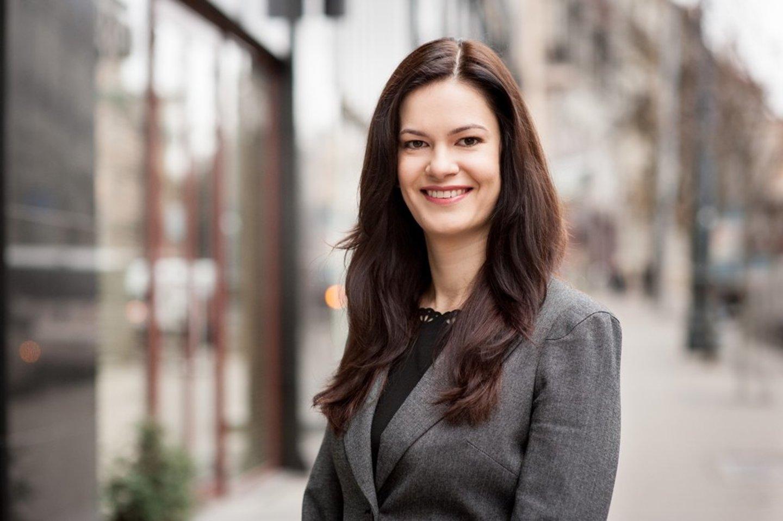 Jolita Čėsnė, advokatų kontoros GLIMSTEDT teisininkė, mokesčių specialistė.<br>Asmeninio archyvo nuotr.