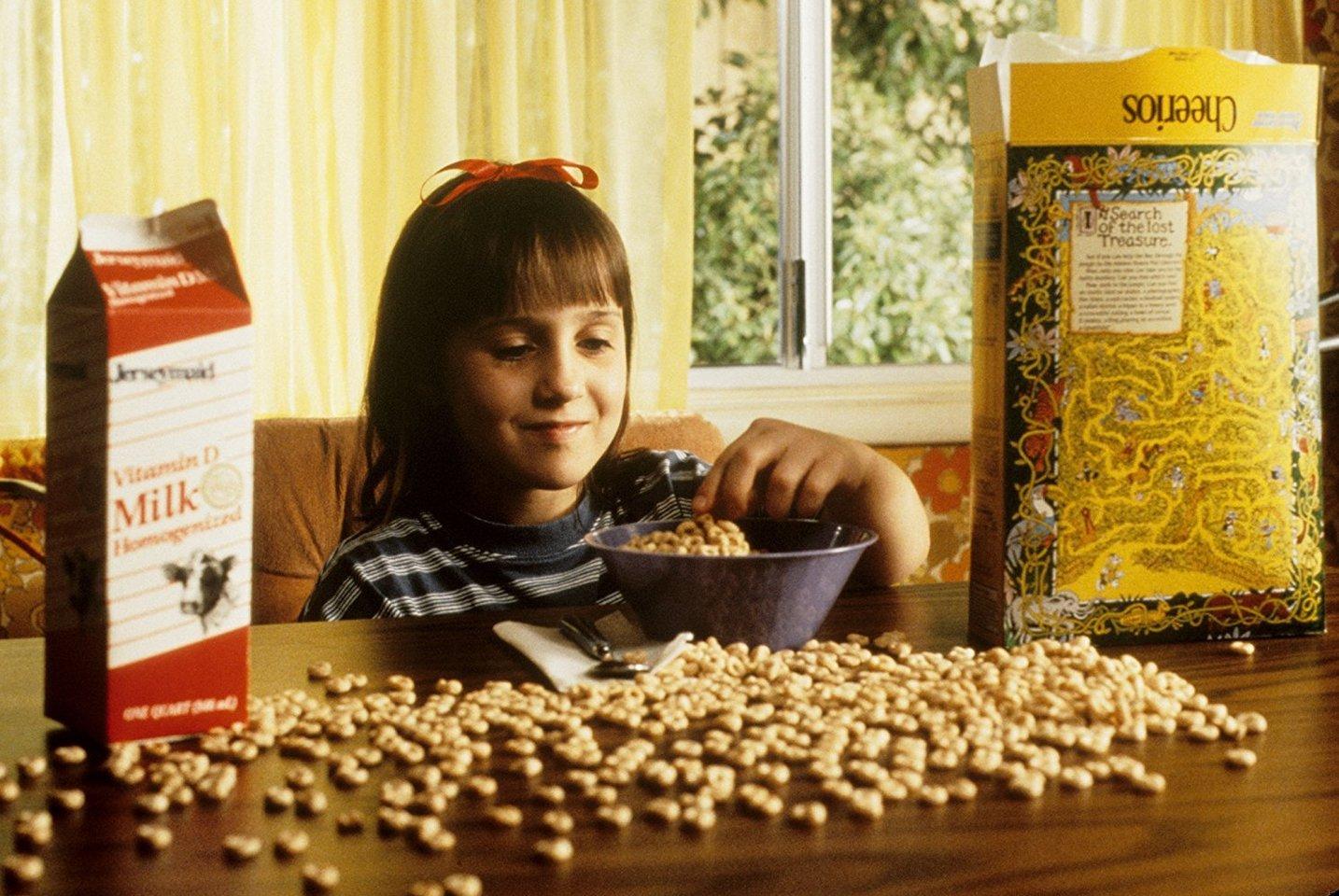 """Matilda"".<br>Filmo kadras."