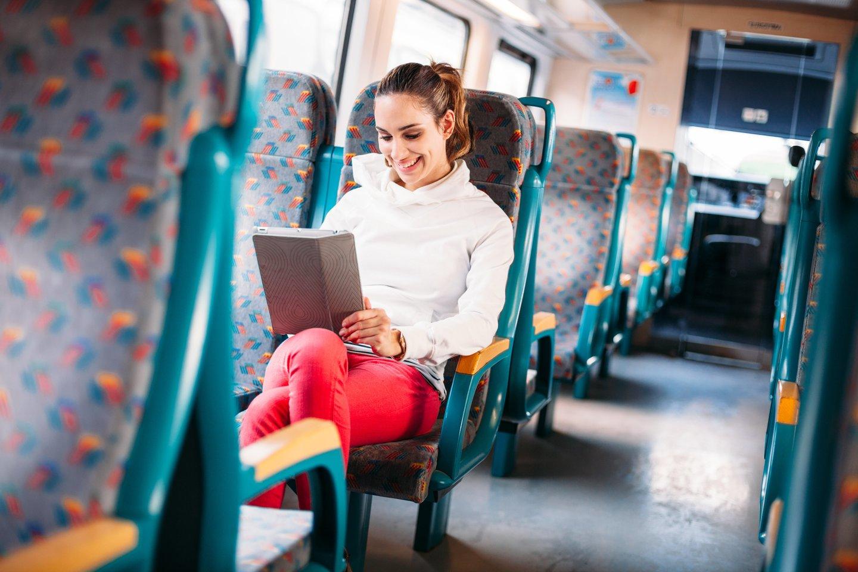 """Nors Lietuva, Estija, Latvija Kipras ir Malta """"Interrail"""" tinklui nepriklauso ir anksčiau būtą kalbų, jog šios šalys dalyvauti akcijoje negalės, skelbiama, kad jaunimas iš šių šalių taip pat gali prisijungti ir teikti dokumentus gauti tokios kelionės pasui.<br>123rf.com nuotr."""