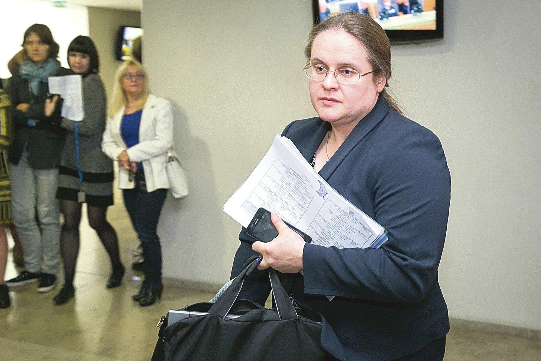 Valstietės A.Širinskienės veikla stebino ne vieną jos kolegą parlamentarą.