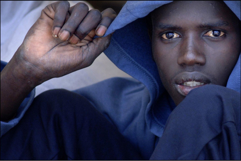 Imigrantai<br>AFP/Scanpix asociatyvi nuotr.