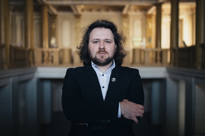 Pianistas Gintaras Januševičius.<br>Organizatorių nuotr.