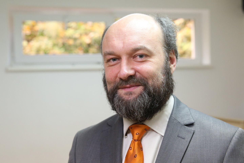 Profesorius Arūnas Germanavičius.<br>R.Danisevičiaus nuotr.