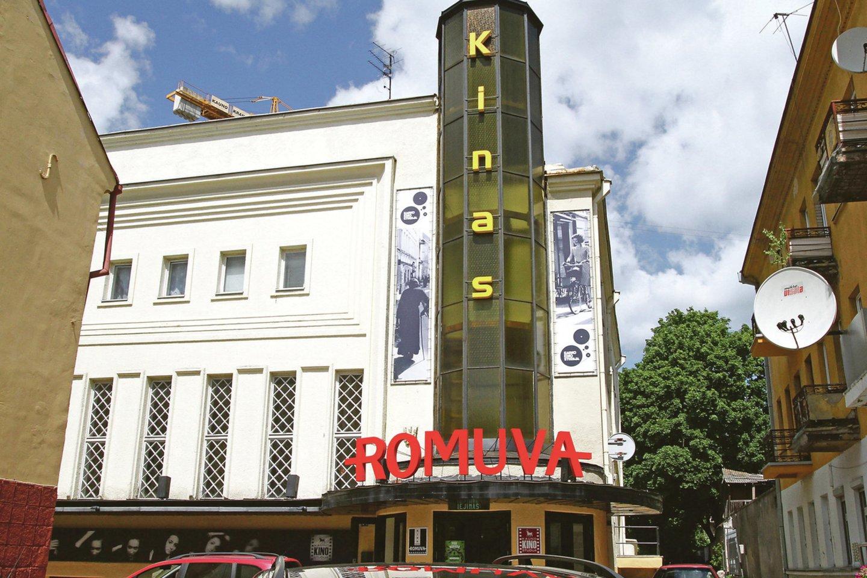 """Kauno kino centras """"Romuva"""" remontuoti buvo uždarytas 2016 metų lapkritį.<br>M.Patašiaus nuotr."""