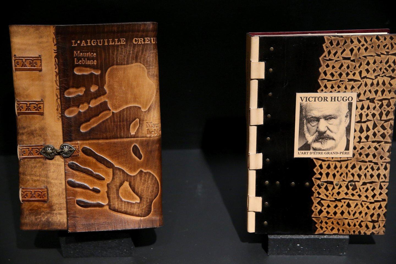 """Parodoje """"Taikomoji dailė ir dizainas. 1918–2018"""".<br>R.Danisevičiaus nuotr."""