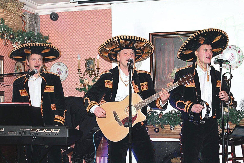"""M.Remeikis buvo populiarios grupės """"Mexicano"""" lyderis. Muzikantai šią vasarą buvo suplanavę daug koncertų.<br>V.Ščiavinsko nuotr."""