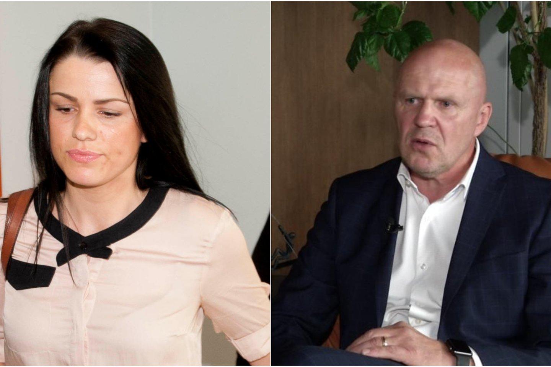 Buvęs L. Stankūnaitės advokatas G. Černiauskas prakalbo apie 14-metę jos dukrą.<br>Lrytas.lt koliažas