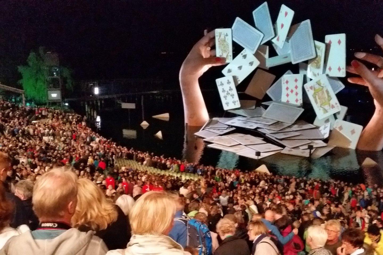 """""""Karmen"""" Bregenco festivalyje.<br>Wikimedia nuotr."""