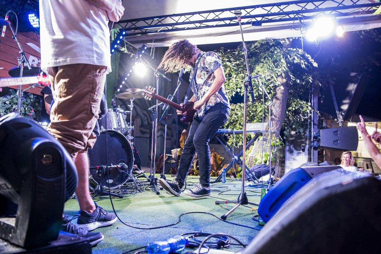 """Skamp"" koncerto akimirka.<br>""Vataitas Photography"" nuotr."
