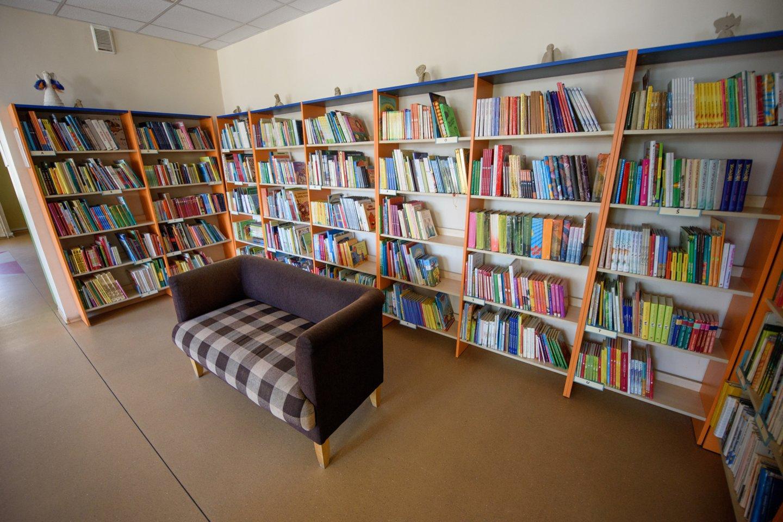 Viešoji biblioteka.<br>D.Umbraso nuotr.