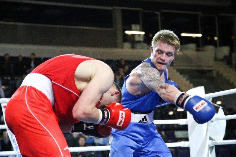 Evaldas Petrauskas svajoja pasirodyti trečiose iš eilės olimpinėse žaidynėse<br>Facebook nuotr.