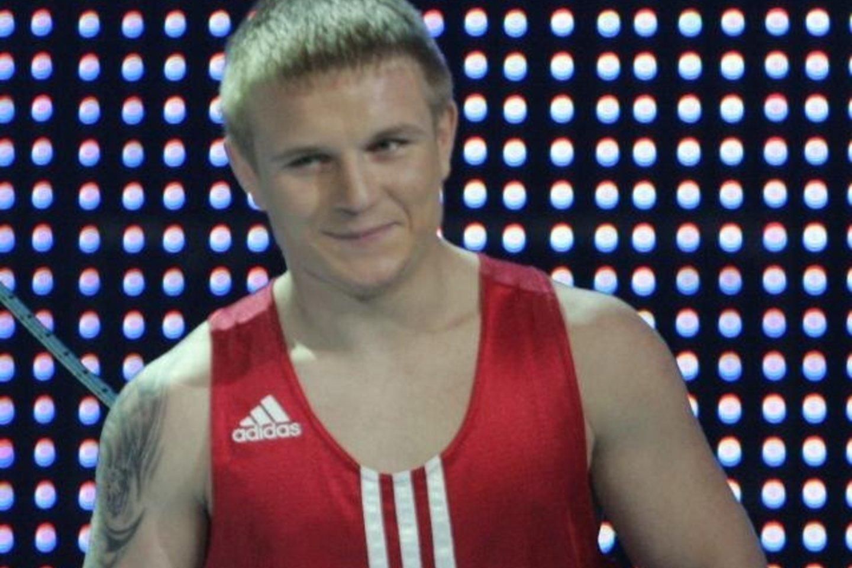 Evaldas Petrauskas svajoja pasirodyti trečiose iš eilės olimpinėse žaidynėse<br>V.Balkūnas