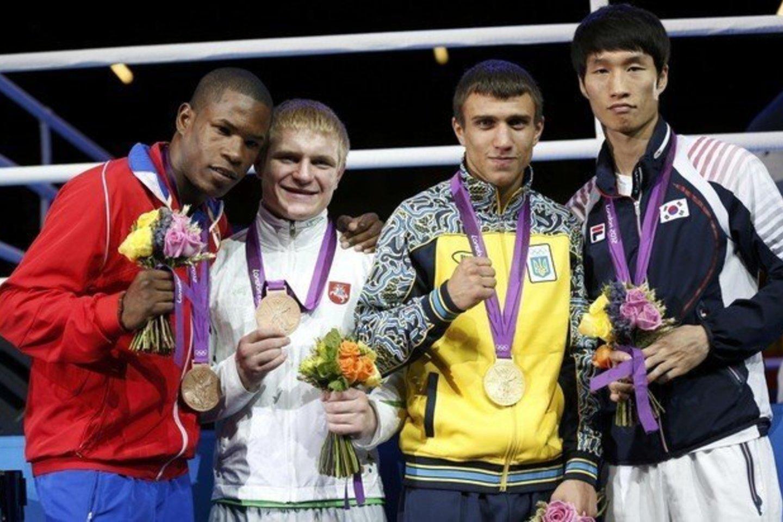 Evaldas Petrauskas svajoja pasirodyti trečiose iš eilės olimpinėse žaidynėse