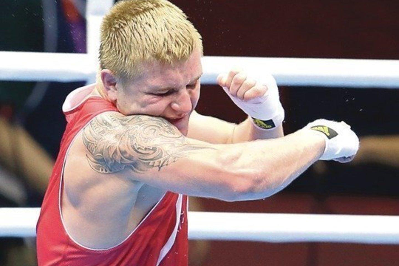 """Evaldas Petrauskas svajoja pasirodyti trečiose iš eilės olimpinėse žaidynėse<br>Iš """"Lietuvos ryto"""" archyvo"""