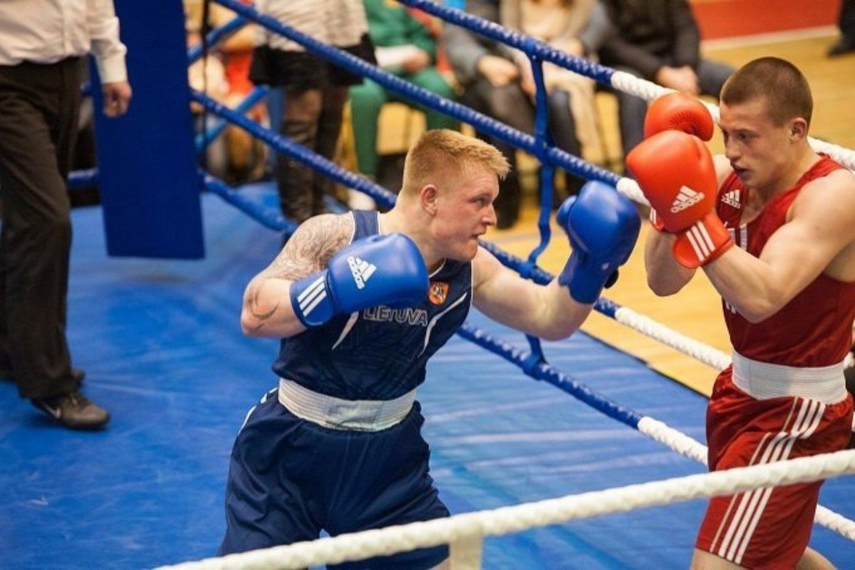 Evaldas Petrauskas svajoja pasirodyti trečiose iš eilės olimpinėse žaidynėse<br>boksopasaulis.lt