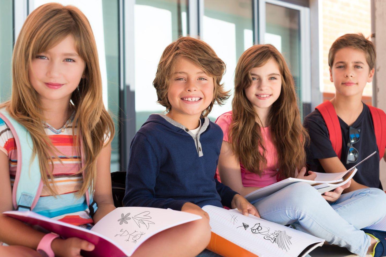 Vaikai geba išlikti stabilūs, tvirti ir atviri naujiems dalykams, kai visi 7 punktai įtraukiami į jų dienotvarkę.<br>123rf nuotr.