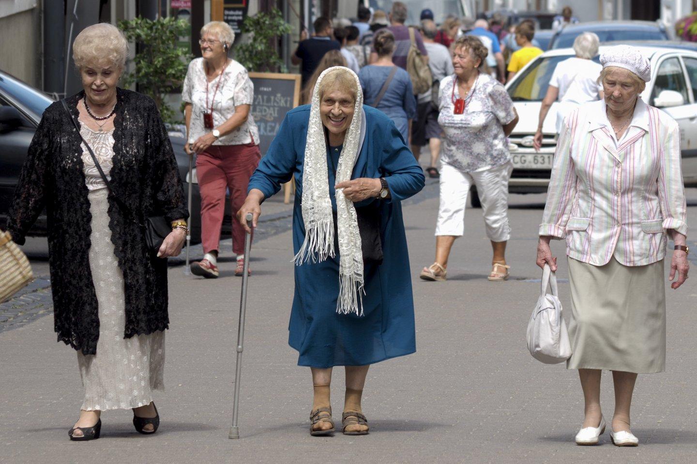 Dėl perskaičiavimo senatvės pensijos padidėjo tiems senjorams, kurie turi daugiau nei 30 metų stažo.<br>V.Ščiavinsko asociatyvi nuotr.