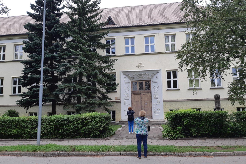 J.Herderio gimnazija.<br>D.Jonušienės nuotr.