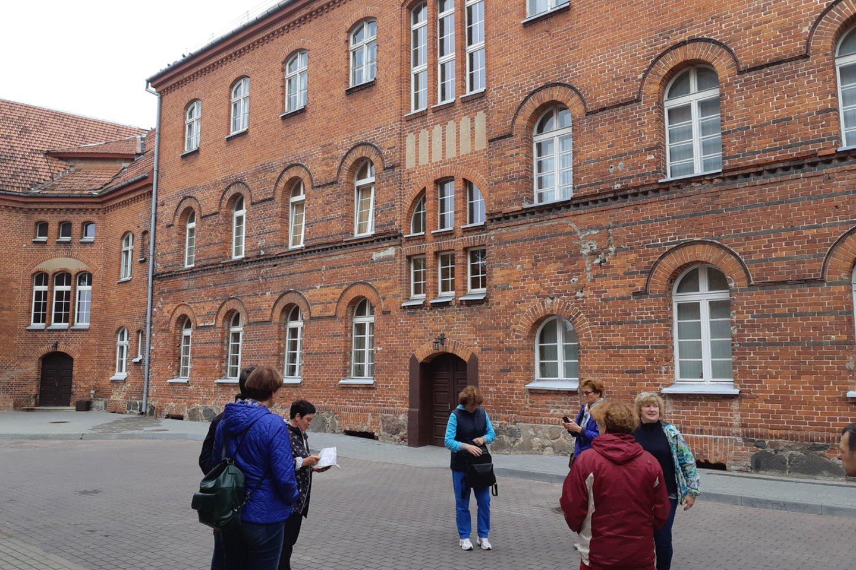 Šilutės kalėjimas – didžiausias Mažojoje Lietuvoje.<br>D.Jonušienės nuotr.