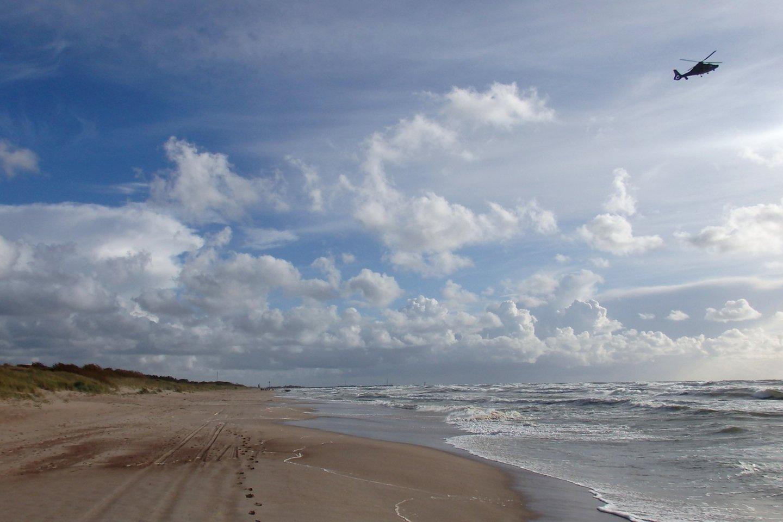 Dingusių buriuotojų paieškos ir gelbėjimo operacija Baltijoje nutraukta.<br>G.Pilaičio nuotr.