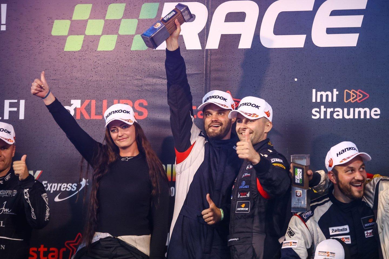 Komanda startuos ištvermės lenktynėse legendinėje SPA trasoje.<br>E.Babelio nuotr.