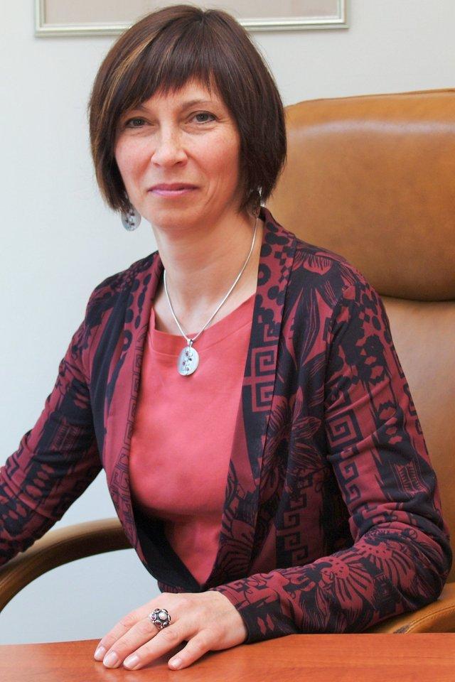 VUL Santaros klinikų gydytoja pulmonologė Elena Jurevičienė sako, kad statistika nebūtinai atspindi realią sergančiųjų LOPL situaciją šalyje.<br>Asmeninio archyvo nuotr.