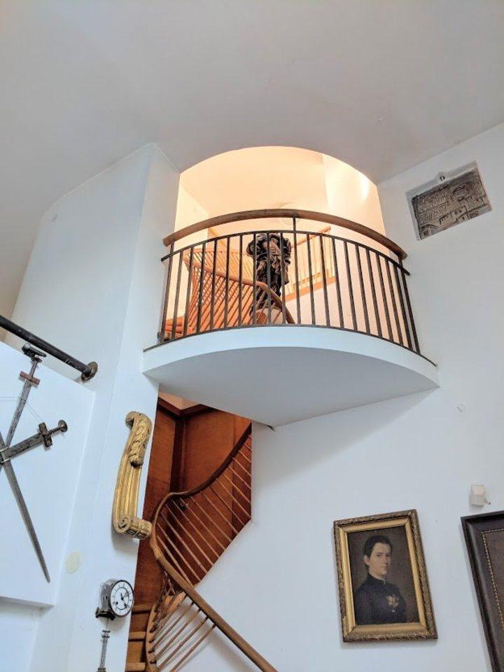 Kaimyninėje Lenkijoje lankėsi Kauno jaunųjų architektų, istorikų, menotyrininkų ir paveldosaugininkų kompanija.<br>N.Babrausko nuotr.