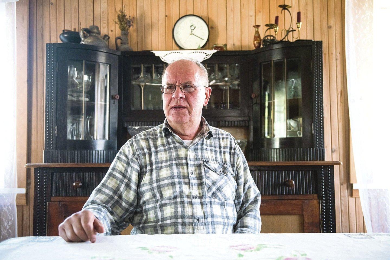 A.Klimavičius iki smulkmenų prisimena prieš 25 metus įvykdytą žmogžudystę.
