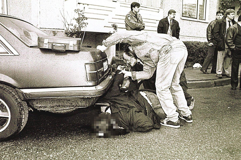 Mirtinus šūvius į žurnalistą prie jo namų paleidęs I.Achremovas nuteistas kalėti iki gyvos galvos, bet jau gyvena laisvėje.
