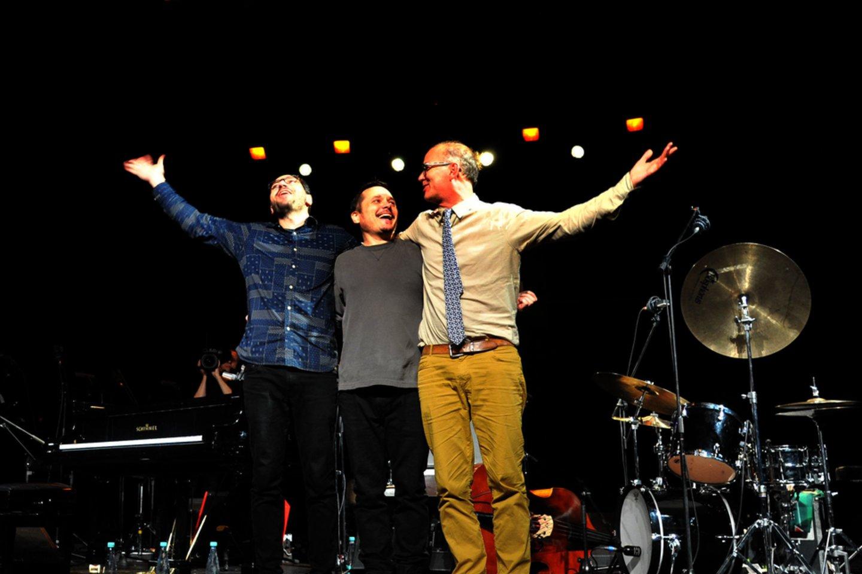 B.Marsellos trio.<br>V.Suslavičiaus nuotr.