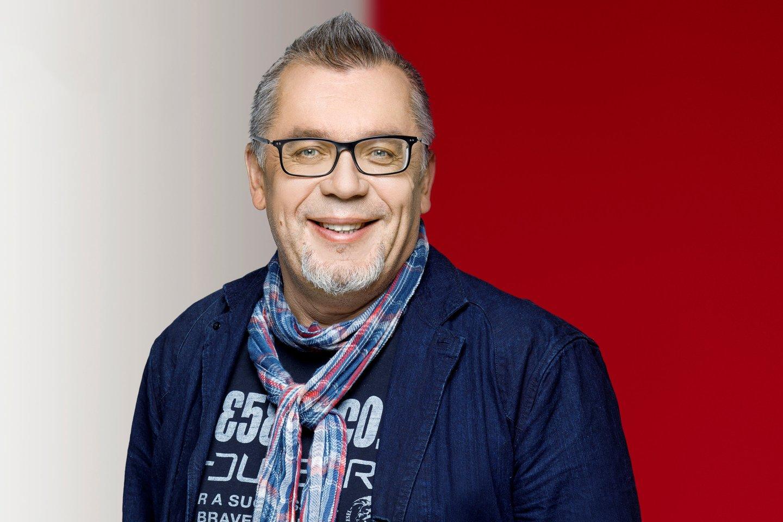 Aidas Puklevičius.