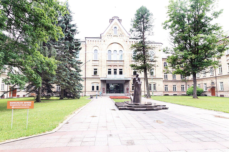 Viename gražiausių Naujosios Vilnios pastatų daugiau kaip 100 metų – nuo 1903-iųjų – veikia psichiatrijos ligoninė.<br>T.Bauro nuotr.