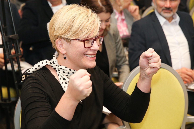 Ingrida Šimonytė.