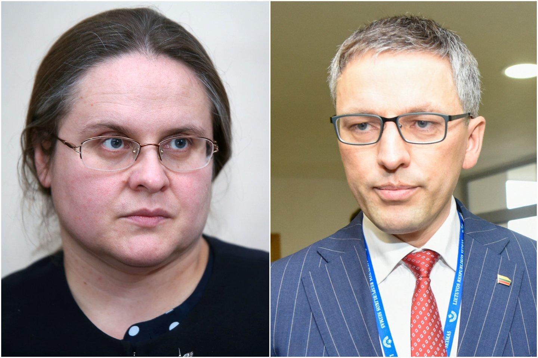 V.Bakui įtarimų sukėlė A.Širinskienės vadovaujamos tyrimo komisijos veikla.