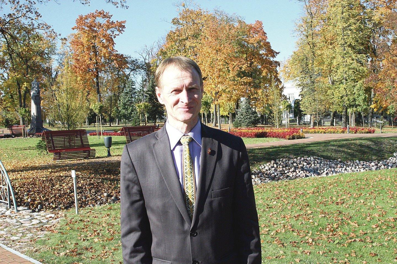 G.Skamaročiui lankytis Kaliningrado srityje uždrausta iki 2023 metų.<br>L.Juodzevičienės nuotr.