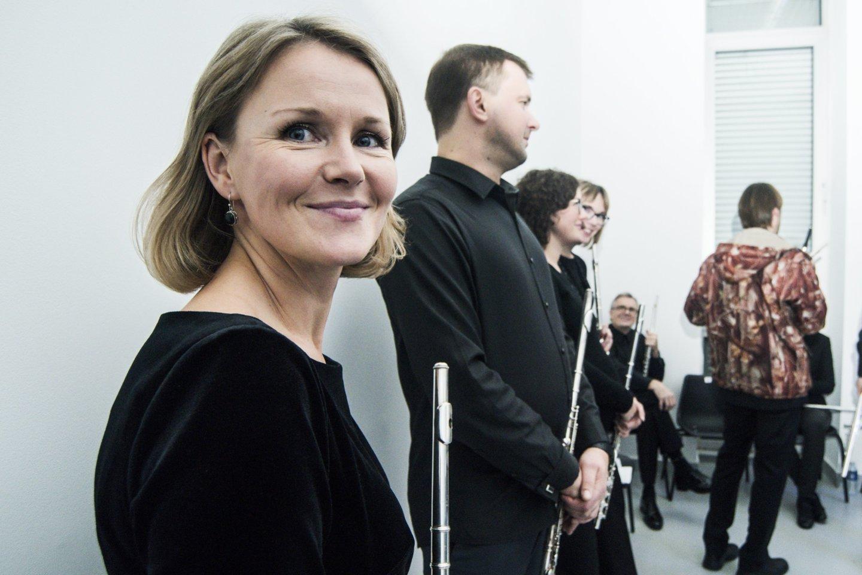 Fleitų koncertas žavėjo subtilumu.<br>D.Matvejevo nuotr.