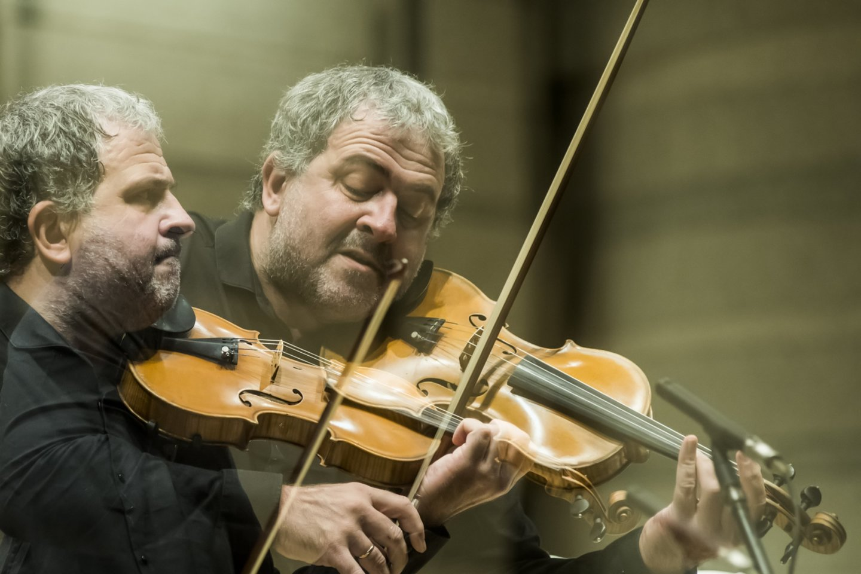 """Gaidos"" koncerto akimirka: D.Nordio.<br>D.Matvejevo nuotr."